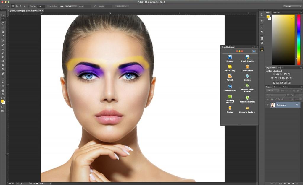 Photoshop - Creative App Panel
