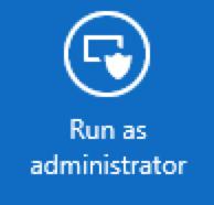 SSL_runAsAdministrator