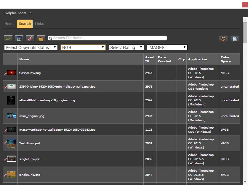 multipleFiltersAdvaceSearch