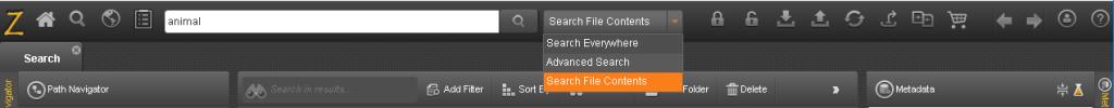 searchfts