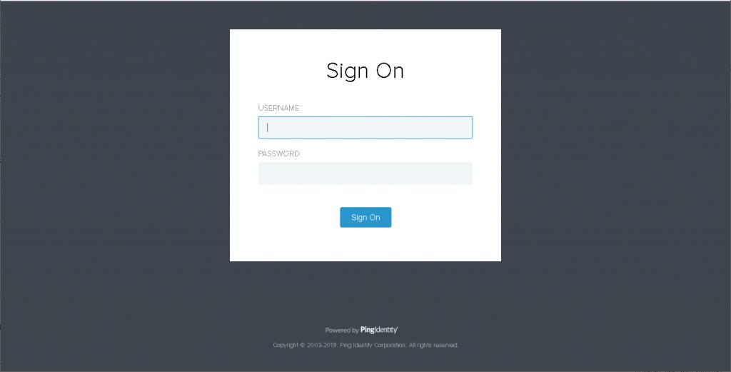 Configuring PingID integration | Evolphin Documentation
